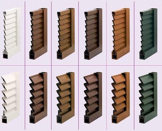 Contraventanas mallorquinas de aluminio ventanas de pvc for Ventanales mallorquinas