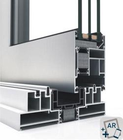 Puertas de aluminio elevadoras en bilbao y cantabria - Ventanas de pvc en cantabria ...