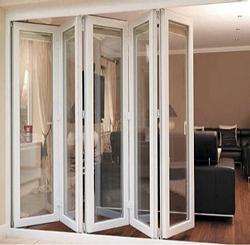 Puertas de pvc plegables ventanas de pvc vizcaya y cantabria Puertas plegables de aluminio